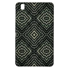 Geometric Futuristic Grunge Print Samsung Galaxy Tab Pro 8.4 Hardshell Case