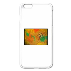 Sufi mystic Apple iPhone 6 Plus Enamel White Case