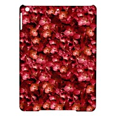 Warm Floral Collage Print Apple iPad Air Hardshell Case