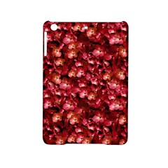 Warm Floral Collage Print Apple Ipad Mini 2 Hardshell Case