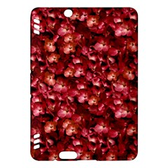 Warm Floral Collage Print Kindle Fire HDX Hardshell Case