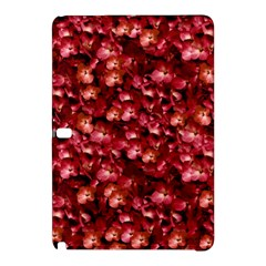 Warm Floral Collage Print Samsung Galaxy Tab Pro 10 1 Hardshell Case