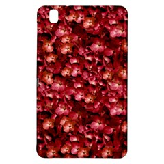 Warm Floral Collage Print Samsung Galaxy Tab Pro 8 4 Hardshell Case