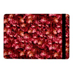 Warm Floral Collage Print Samsung Galaxy Tab Pro 10.1  Flip Case