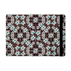 Modern Floral Geometric Pattern Apple Ipad Mini 2 Flip Case