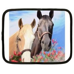 Miwok Horses Netbook Sleeve (xl)
