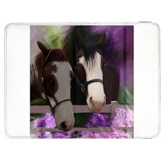 Two Horses Samsung Galaxy Tab 7  P1000 Flip Case
