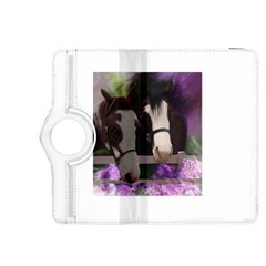 Two Horses Kindle Fire Hdx 8 9  Flip 360 Case