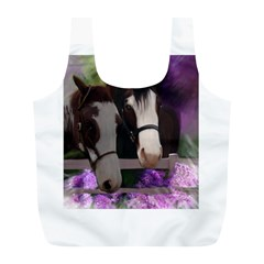 Two Horses Reusable Bag (L)