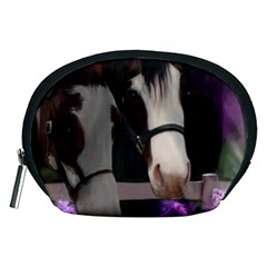 Two Horses Accessory Pouch (Medium)