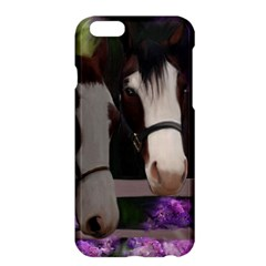Two Horses Apple iPhone 6 Plus Hardshell Case
