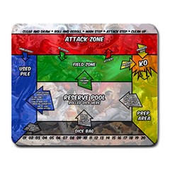 Dice Masters Large Mouse Pad (Rectangle)