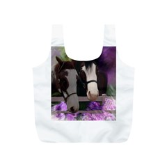 Two Horses Reusable Bag (S)