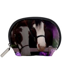 Two Horses Accessory Pouch (Small)