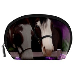 Two Horses Accessory Pouch (Large)