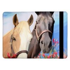 Miwok Horses Samsung Galaxy Tab Pro 12.2  Flip Case