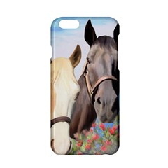 Miwok Horses Apple iPhone 6 Hardshell Case