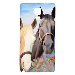Miwok Horses Samsung Note 4 Hardshell Back Case