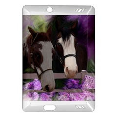 Two Horses Kindle Fire Hd (2013) Hardshell Case