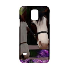 Two Horses Samsung Galaxy S5 Hardshell Case