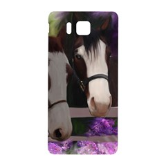 Two Horses Samsung Galaxy Alpha Hardshell Back Case