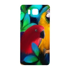 Two Friends Samsung Galaxy Alpha Hardshell Back Case
