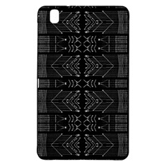 Black and White Tribal  Samsung Galaxy Tab Pro 8.4 Hardshell Case
