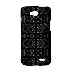 Black and White Tribal  LG L90 D410 Hardshell Case
