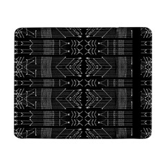 Black and White Tribal  Samsung Galaxy Tab Pro 8.4  Flip Case