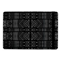 Black and White Tribal  Samsung Galaxy Tab Pro 10.1  Flip Case