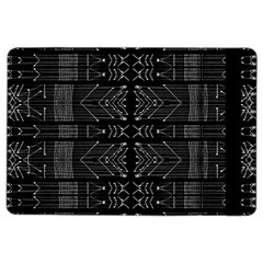 Black and White Tribal  Apple iPad Air 2 Flip Case
