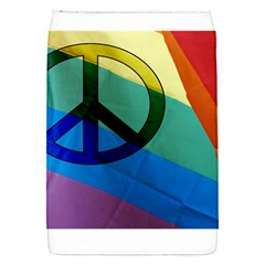 Rainbowpeace Removable Flap Cover (small)