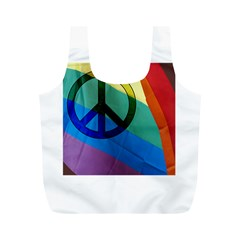 Rainbowpeace Reusable Bag (M)
