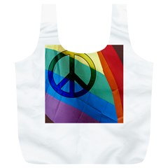 Rainbowpeace Reusable Bag (XL)