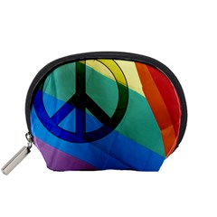 Rainbowpeace Accessory Pouch (Small)