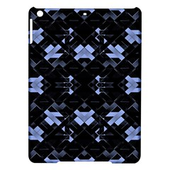Futuristic Geometric Design Apple iPad Air Hardshell Case