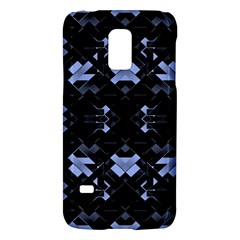 Futuristic Geometric Design Samsung Galaxy S5 Mini Hardshell Case