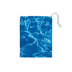 Water  Drawstring Pouch (small)