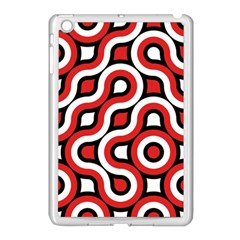 Waves And Circles Apple Ipad Mini Case (white)