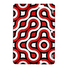 Waves and circles Kindle Fire HDX 8.9  Hardshell Case