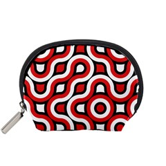 Waves and circles Accessory Pouch (Small)