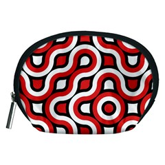 Waves and circles Accessory Pouch (Medium)