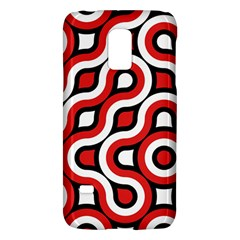 Waves And Circles Samsung Galaxy S5 Mini Hardshell Case
