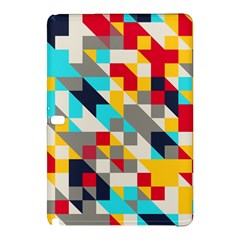 Colorful Shapes Samsung Galaxy Tab Pro 10 1 Hardshell Case