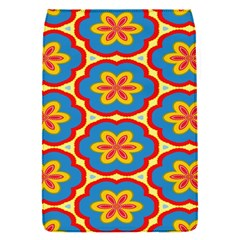 Floral Pattern Removable Flap Cover (small)