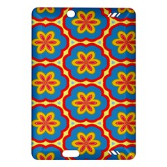 Floral pattern Kindle Fire HD (2013) Hardshell Case