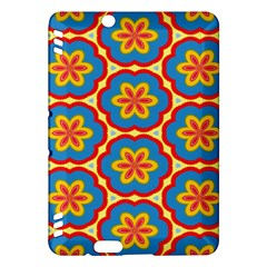 Floral Pattern Kindle Fire Hdx Hardshell Case