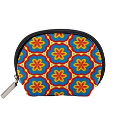 Floral pattern Accessory Pouch (Small)
