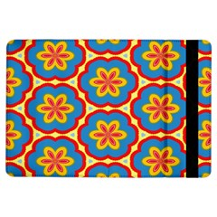 Floral Pattern Apple Ipad Air Flip Case