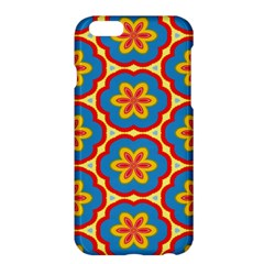 Floral pattern Apple iPhone 6 Plus Hardshell Case